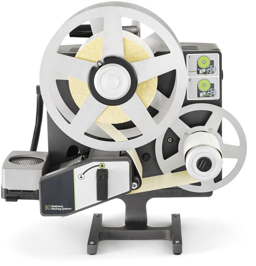 Etikettiersystem MPERIA® A-Serie D43